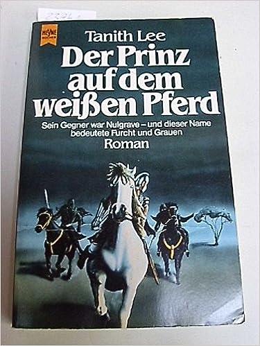prinz auf weißem pferd