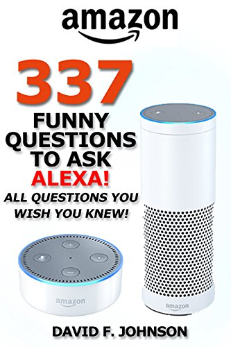 Amazon Alexa Funny Questions Skills ebook product image