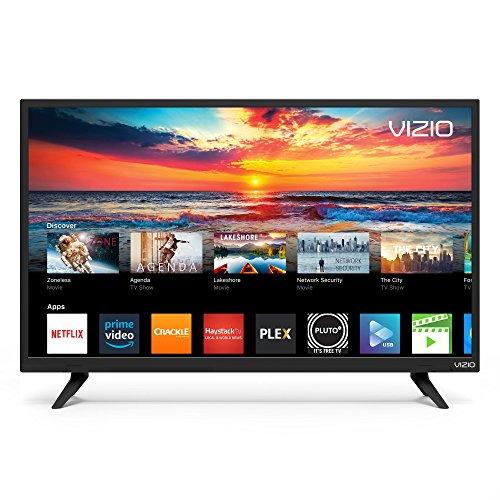 VIZIO SmartCast D-Series 32' Class FHD (1080P) Smart Full-Array LED TV D32f-F1 (Renewed)
