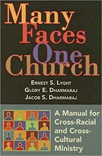 Download Many Faces, One Church: A Manual for Cross-Racial and Cross-Cultural Ministry PDF, azw (Kindle)