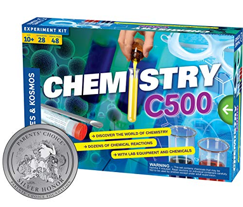 Thames and Kosmos Chemistry Chem C500 -