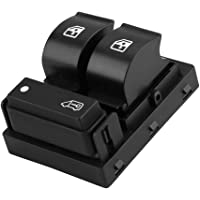 Interruttore Alzacristalli Elettrico Master 2 6 Pin ON//OFF Interruttore a bilanciere momentaneo per automobili Motocicli