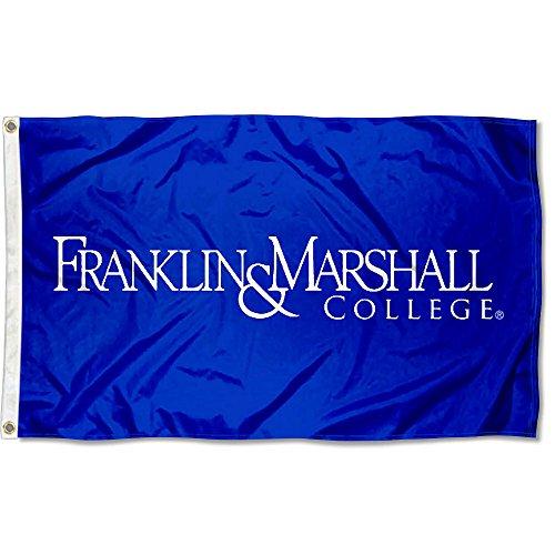 Franklin and Marshall Diplomats Flag