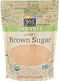 365 Everyday Value Organic Light Brown Sugar, 24 Ounce