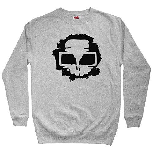 Freshism Men's Insider Sweatshirt - Heather Gray, (Chicago Halloween Homicides)