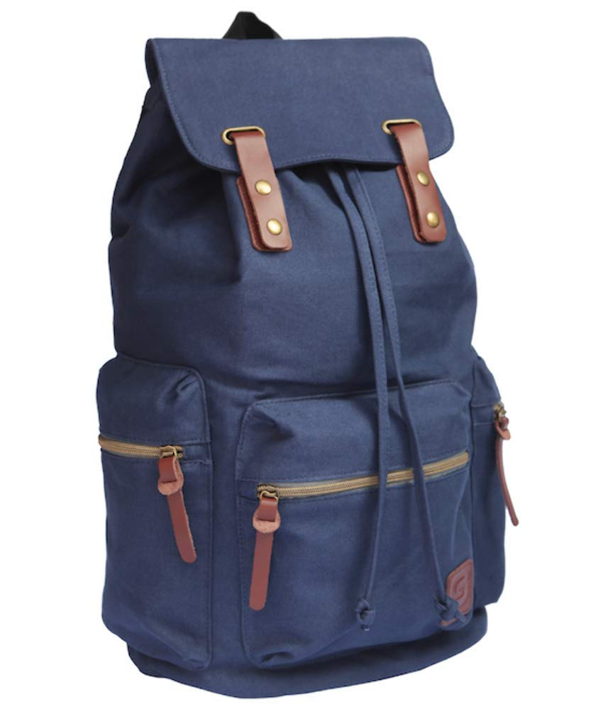8922e981914d Sydney Paige Guidi 18-Inch Laptop Bag Rucksack Fits 15-inch Laptops  (Midnight Blue)
