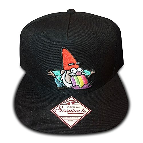 Bioworld Gravity Falls - Barfing Gnome Hat - Officially Licensed