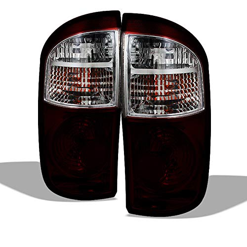 ACANII - For 2004-2006 Toyota Tundra Double Cab OE Style Tail Lights 04 05 06 Left+Right ()