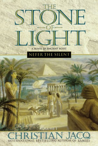 Nefer the Silent (The Stone of Light, Vol. - Mall Burke Street