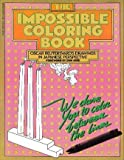 Impossible Coloring Book, Oscar Reutersvard, 0399507167