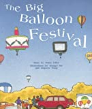 The Big Balloon Festival, Jenny Giles, 0763557536
