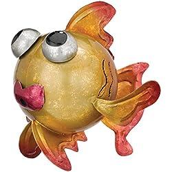 Regal Art & Gift Bubble Fish Decor, Medium