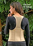 Cincher Female Back Support X-Large Black