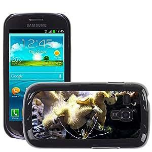 Print Motif Coque de protection Case Cover // M00126787 Camarón Coral Plancton Mar Océano // Samsung Galaxy S3 MINI i8190