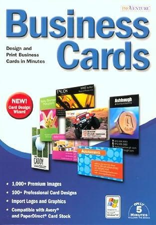 Resultado de imagen de Avanquest Business Cards
