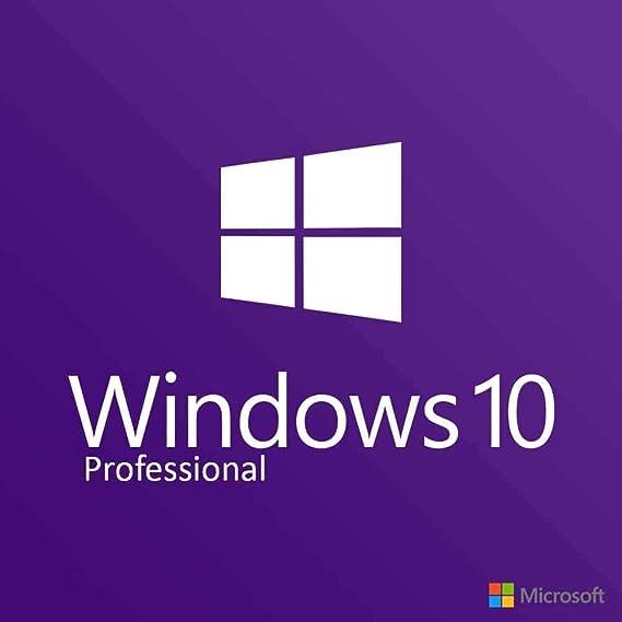 Windows 10 professionnel 3264 bits | Original Clé de Licence Français | 100% de garantie d'activation | [Téléchargement] | Livraison 2 6h par email