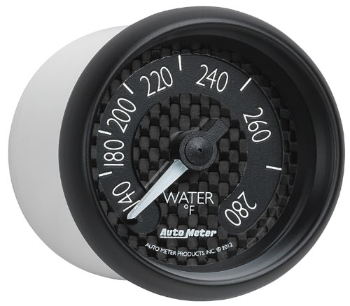 Auto Meter 8031 GT Series Mechanical Water Temperature Gauge by Auto Meter (Image #4)