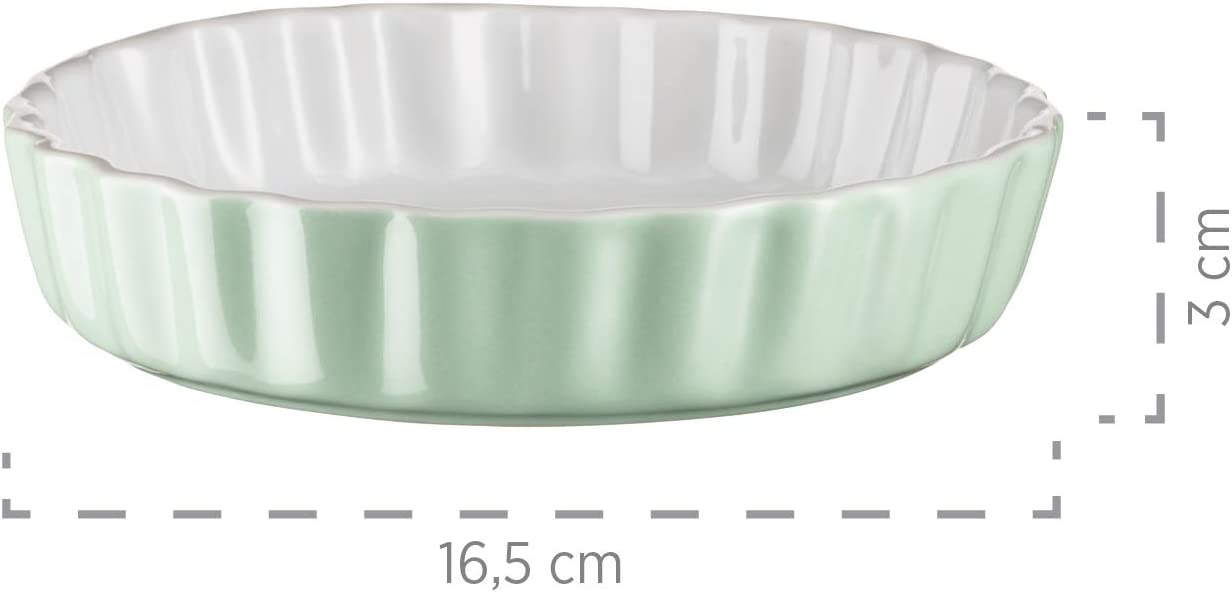 tarta forma 27/cm redondo de color azul M/äser Serie Kitchen Time