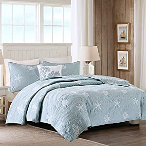 51qbRjeigdL._SS300_ Coastal Bedding Sets & Beach Bedding Sets
