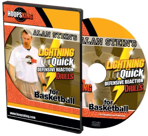HoopsKing Alan Stein's Lightning Quick Defensive Basketball Drills