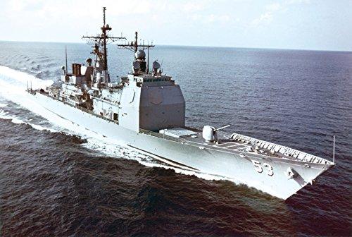 プラッツ 1/700 アメリカ海軍 ミサイル巡洋艦 CG-53 モービル・ベイ プラモデル DR7035