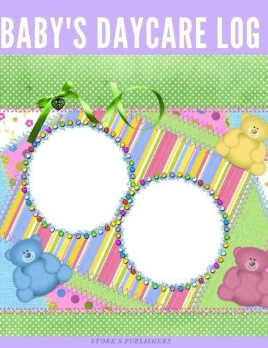 Free Baby's Daycare Log<br />PDF
