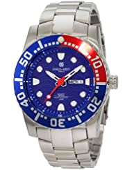 Charles-Hubert, Paris Men's 3779-EM Premium Collection Stainless Steel Watch