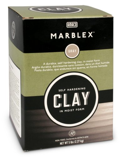 Marblex Self Hardening Clay - 1