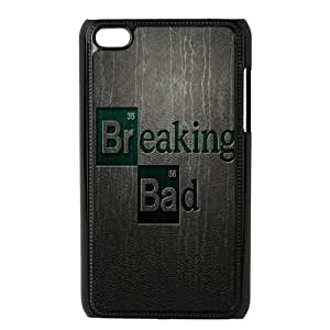 iPod Touch 4 Case Black Breaking Bad E5908607
