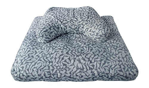 Conscious Life Shop Zafu Zabuton Meditation Cushion Set Tote Bag, Incense Holder- Price Reduced -...