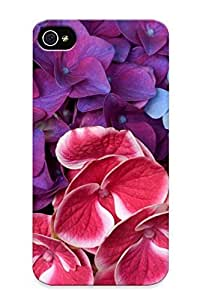 meilinF000Case For Iphone 5c Tpu Phone Case Cover(varied Hydrangeas ) For Thanksgiving Day's GiftmeilinF000