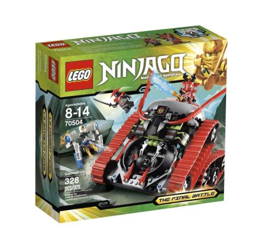 LEGO Ninjago Garmatron 70504 (Lego Ninjago The Temple Of Light Set)