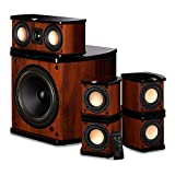Swan Speakers - M20-5.1 - 5.1 Powered Bookshelf