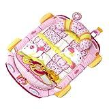 Bright Starts 8819 Tummy Cruiser Prop and Play Mat (Pink)