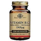 Cheap Solgar – Vitamin B12, 1000 mcg, 250 Nuggets