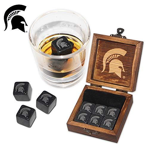 Michigan State Wine and Whiskey Stones