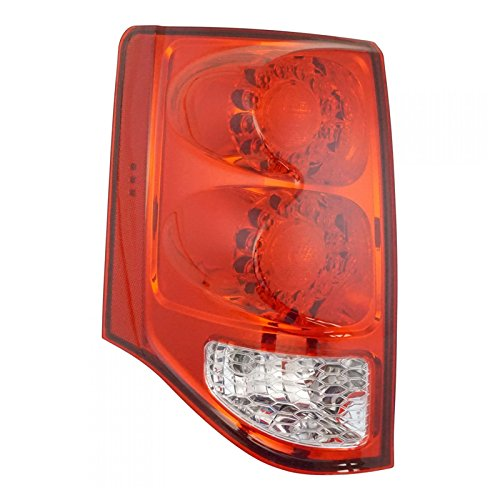 LED Taillight Taillamp Driver Side Left LH LR for 11-15 Dodge Grand Caravan
