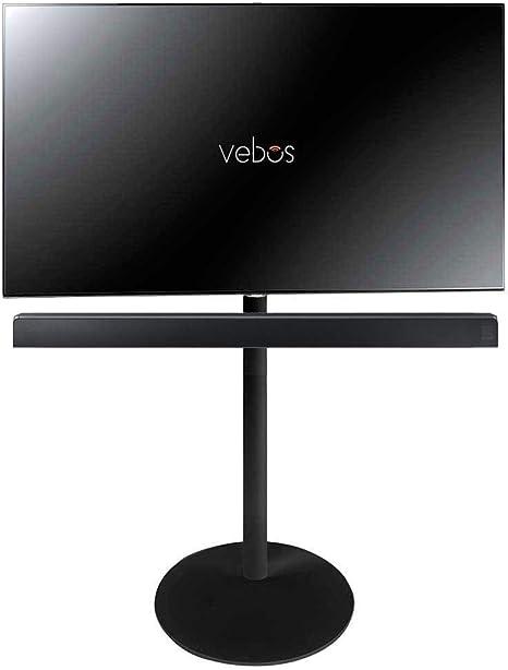 Vebos Soporte de Pie para televisión Samsung HW-Q90R Negro Experiencia óptima en Cada habitación - Le Permite Colocar su TV exactamente Donde lo desee: Amazon.es: Hogar