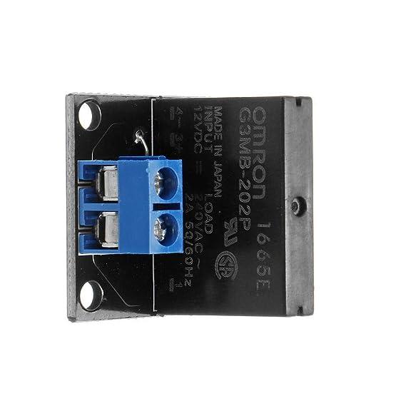 Quintion Child Módulo de Control para Arduino 240V2A: Amazon.es ...