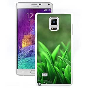 New Beautiful Custom Designed Cover Case For Samsung Galaxy Note 4 N910A N910T N910P N910V N910R4 With Leaves Closeups (2) Phone Case