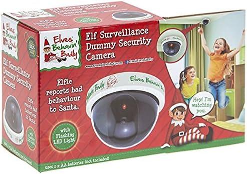 Opinión sobre Hoolaroo VIP Elf Dummy CCTV Camera - Elf For Christmas Accessory