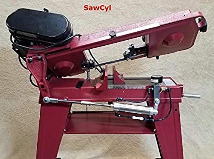 Band Saw Hydraulic Down Feed Kit with Pressure Gauge - - Amazon com
