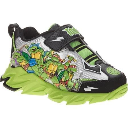 (Teenage Mutant Ninja Turtles Toddler Boy's Sneakers)