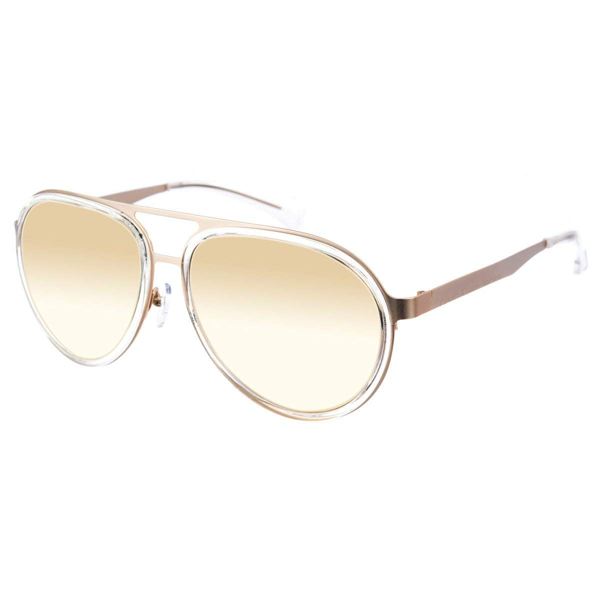 Calvin Klein CKJ135S Gafas de sol Hombre Amarillo NOSIZE ...