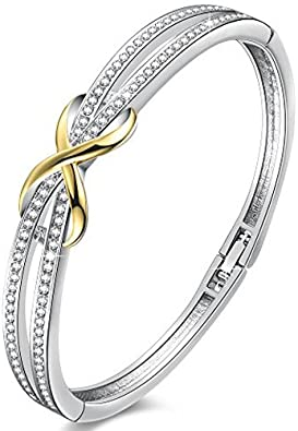bracelet argent femme