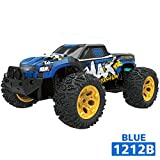 OHQ 1:12 2.4G Remote Control 2WD Off-Road Monster Truck High Speed RTR RC Car Toy