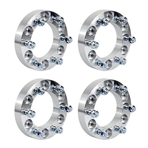 ECCPP Wheel Spacers Adapters 4PCS 1.25
