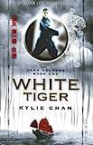 """""""White Tiger (Dark Heavens)"""" av Kylie Chan"""
