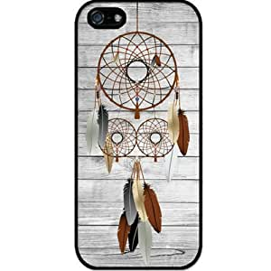 Creative @ALL Aztec Tribal Painting Vintage Retro Pattern Cover Case For Iphone 6 (4.7inch)(Black) with Best Plastic