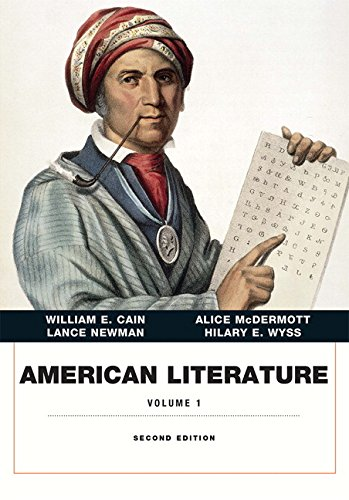 1: American Literature, Volume I (2nd Edition) by Pearson